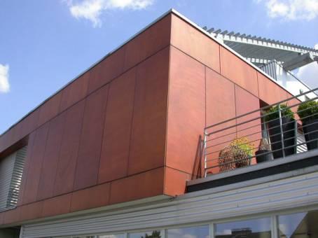 Fassadenplatten Holz vorgeschichte